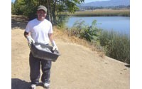 Student Council River Cleanup